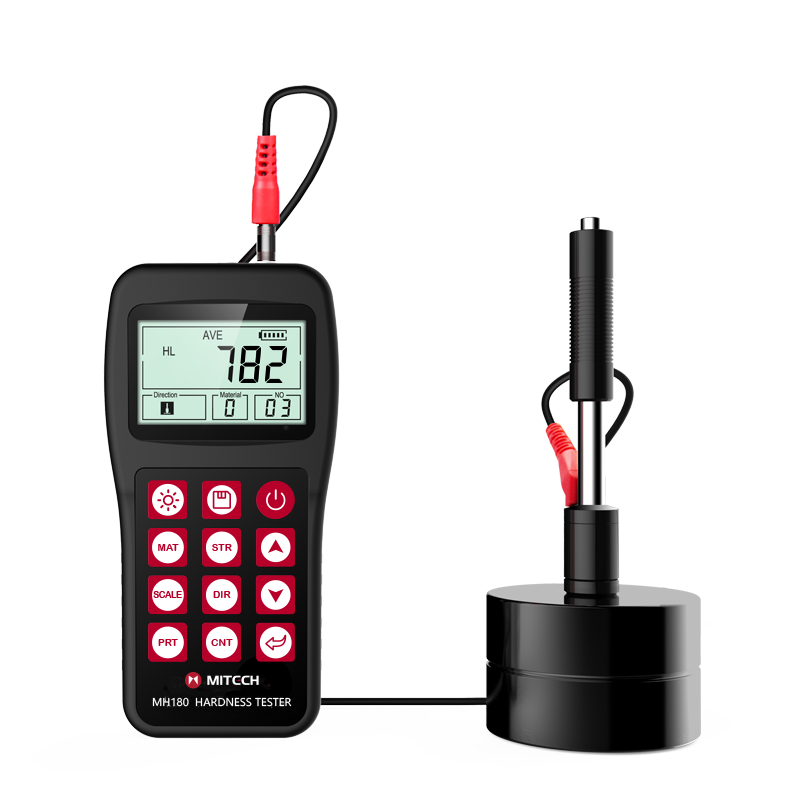 MH180 Portable Leeb Hardness Tester 1