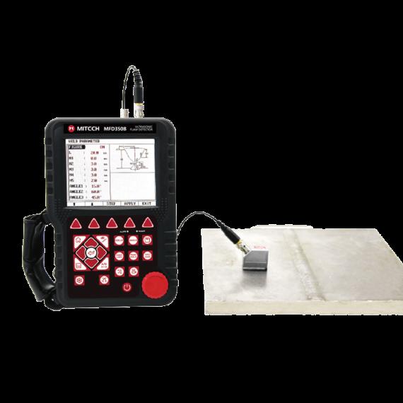 Ultrasonic Flaw Detector MFD350B 1