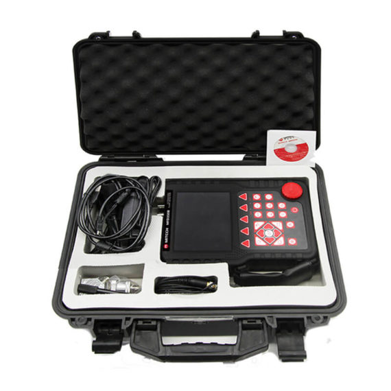 Ultrasonic Flaw Detector MFD350B 5