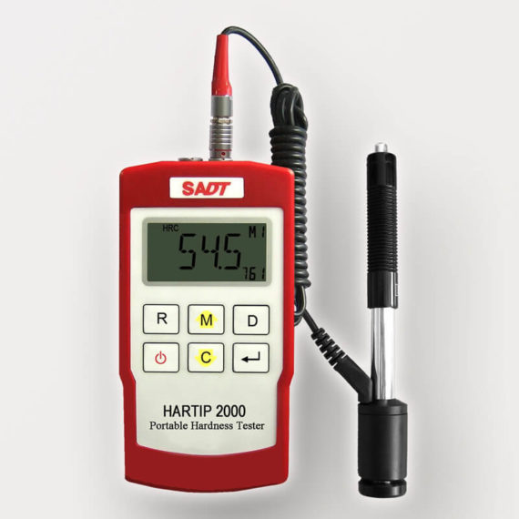 Universal Angle Hardness Tester 2000
